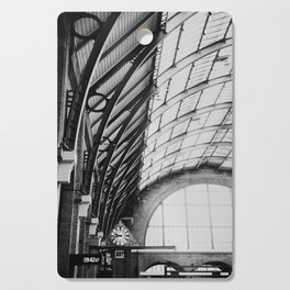 Kings Cross Station, London Cutting Board