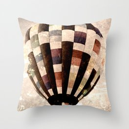 Riding High Throw Pillow