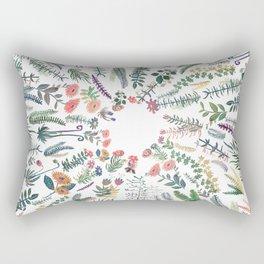 MY BEST GARDEN! Rectangular Pillow