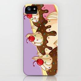 Surprise Sundae iPhone Case