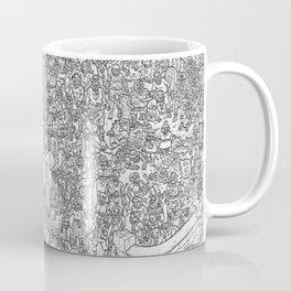 Outbreak! Coffee Mug