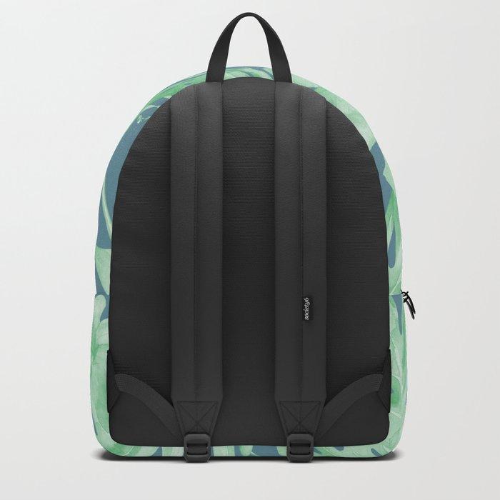 Aloha Leaves Backpack