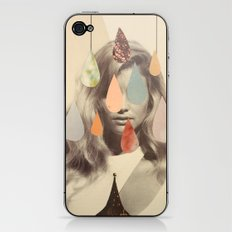 quatre iPhone & iPod Skin