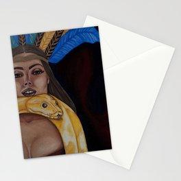 Santanico Pandemonium Stationery Cards
