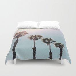 Four Palms Duvet Cover