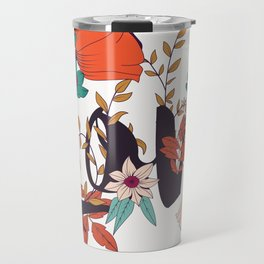 Type Love 005 Travel Mug