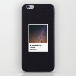 PANTONE SERIES – STARGAZING iPhone Skin