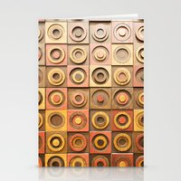 reassurance Stationery Cards featuring wood work by Magdalena Hristova