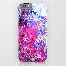 Pink Tree Slim Case iPhone 6s