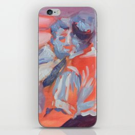 Ice Cream? I Thought He'd Want a Taco iPhone Skin