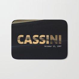 NASA Cassini Bath Mat