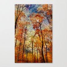 Dreamwood Canvas Print