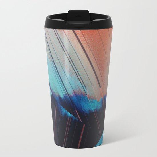 Folded Metal Travel Mug