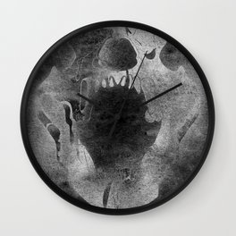 Ether Bear Wall Clock