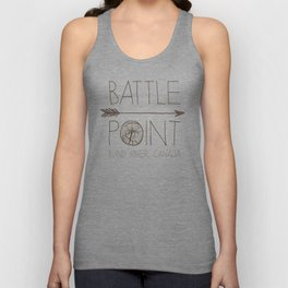 Battle Point Unisex Tank Top