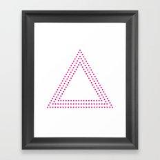 PINK DOT Framed Art Print