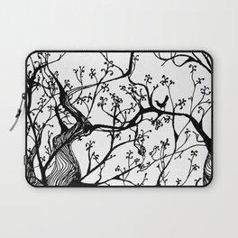 Lined Tree Laptop Sleeve