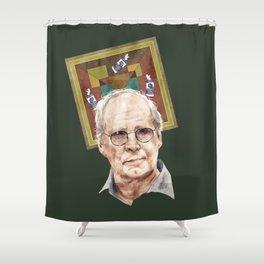 Pierce Shower Curtain