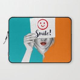 Smile Laptop Sleeve