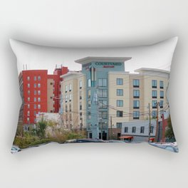 Architecture In Wilmington Rectangular Pillow
