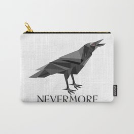 NEVERMORE RAVEN Carry-All Pouch