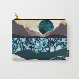 Desert Lake Carry-All Pouch