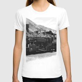 Durango - Silverton Engine 480 T-shirt