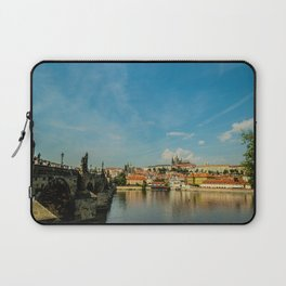 Charles Bridge in Prague Laptop Sleeve