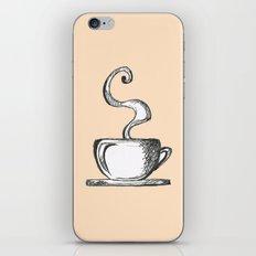 Cups Of Coffee iPhone & iPod Skin