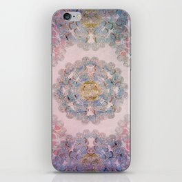 Butterfly Mandala iPhone Skin