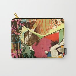 Red Cat Pizza Box Carry-All Pouch