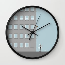 Fake Wall Clock