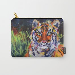 Beautiful Bengal Carry-All Pouch