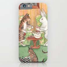 Tea with the Tabbies Slim Case iPhone 6