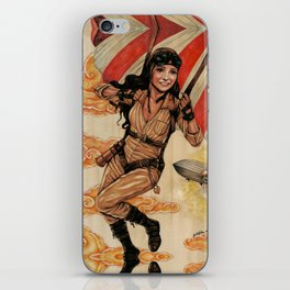 The Aviator iPhone Skin
