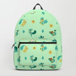 Grass Starters Backpack