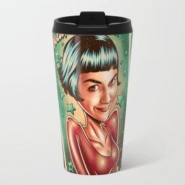 Amélie Poulain – Le fabuleux destin d'Amélie Poulain Travel Mug