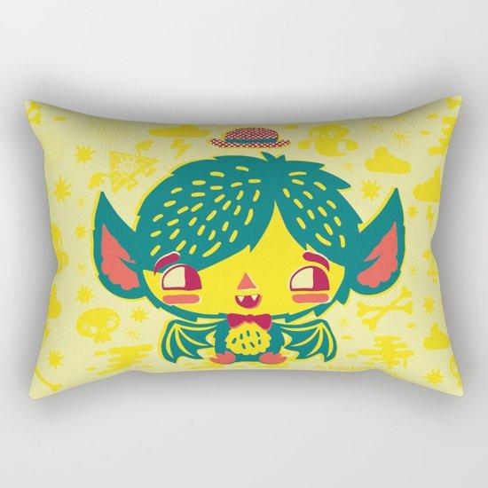 Béla Jr. Rectangular Pillow