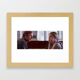 Broken Dreams - Better Call Saul Framed Art Print