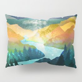 Under the Starlight Pillow Sham