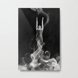 Vaporized Metal Print