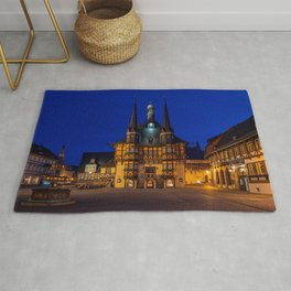 Town Landcapes Rug