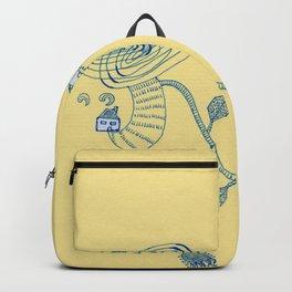 sptial garen Backpack