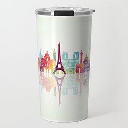 Heart Paris ! Travel Mug