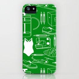 my luggage iPhone Case