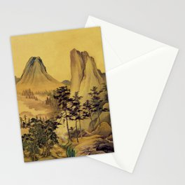 12000 steps - the Pilgrimage Stationery Cards