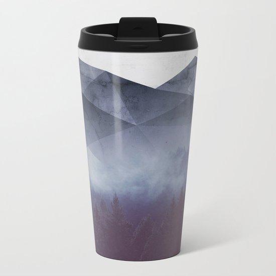 Winter Glory Metal Travel Mug