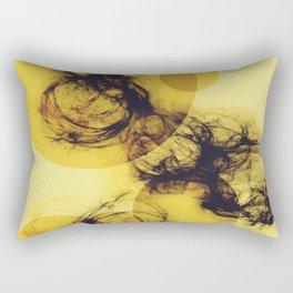Minimalist Geometric Art Rectangular Pillow