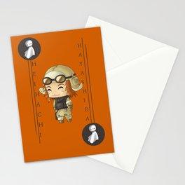 Chibi Heihachi Stationery Cards