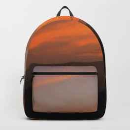 Sunset in Vermont Backpack